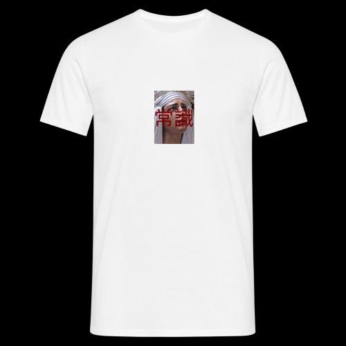 Common Sense japanese bogo - T-shirt herr