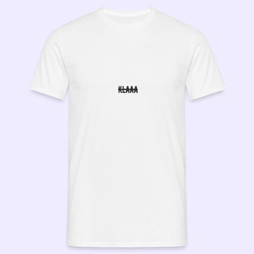 Klaaa Shirt - Männer T-Shirt