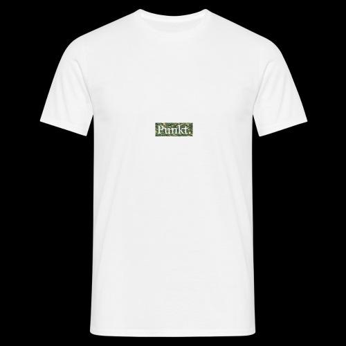 Punkt. - Männer T-Shirt