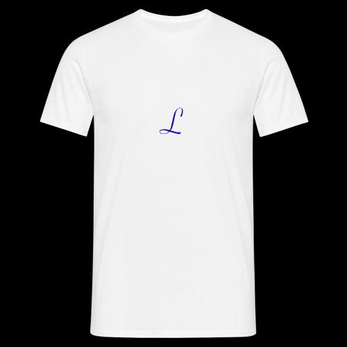 Liberty logo - Mannen T-shirt