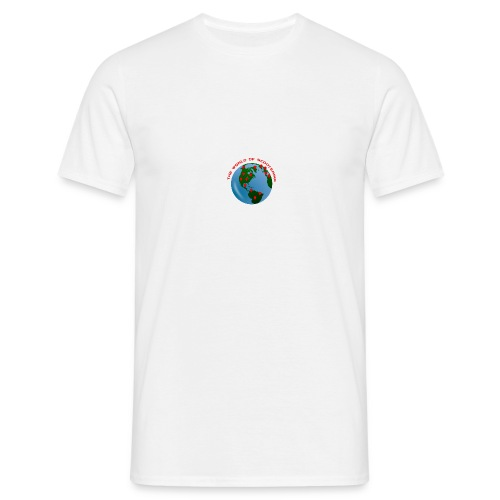 The World Of Scootering - Männer T-Shirt