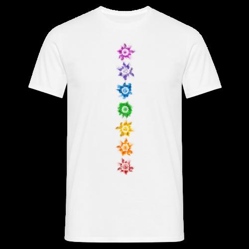 Chakra - Shirt - Männer T-Shirt