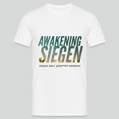 Awakening Siegen - Männer T-Shirt