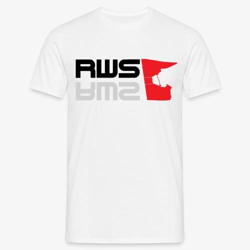 RWS logga - T-shirt herr