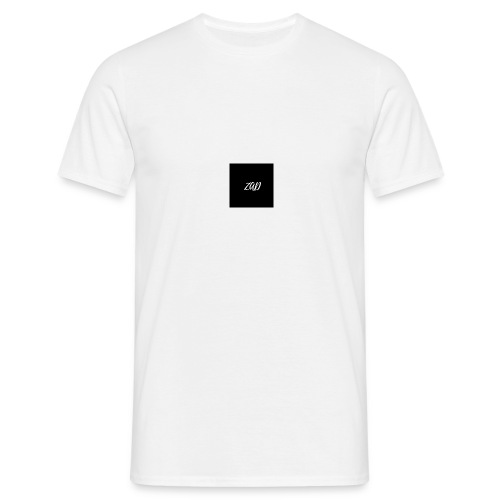 Zad logo 1 - T-shirt Homme