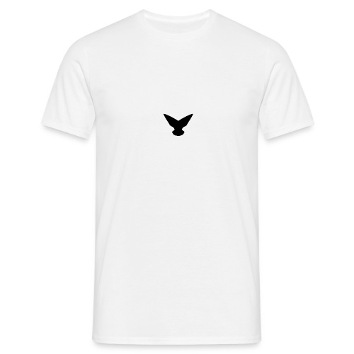 Logo black - Mannen T-shirt