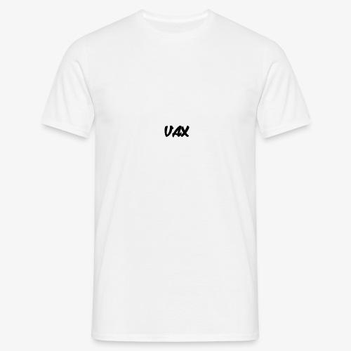 VAX LOGO - T-shirt Homme