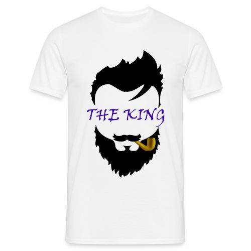 Bart T-shirt - Männer T-Shirt