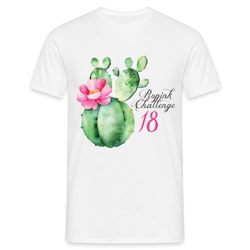 K 18 Cactus - Maglietta da uomo