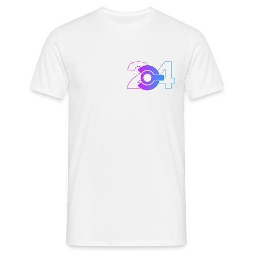 ColoredMänner24 - Männer T-Shirt