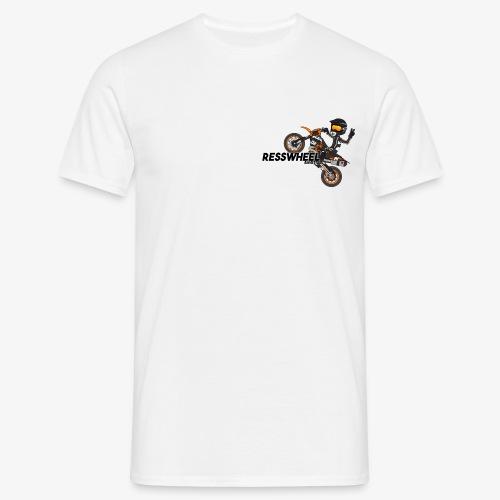 Vêtement RessWheel - T-shirt Homme