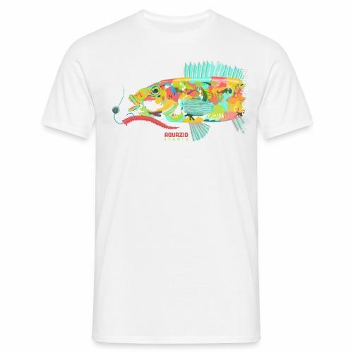 'Goldie - Goldsinny Wrasse - LRF Fishing - Men's T-Shirt