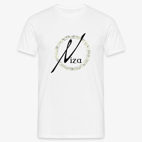 Niza Logo Camouflage - Männer T-Shirt