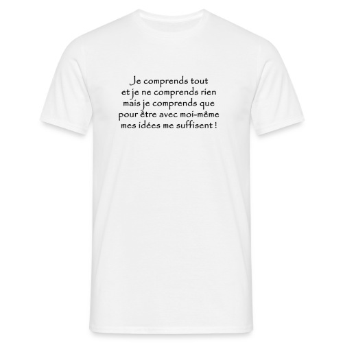 Citation - T-shirt Homme