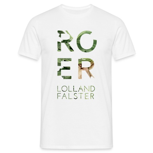 RO ER LOLLAND FALSTER / ROER LOLLAND FALSTER - Herre-T-shirt