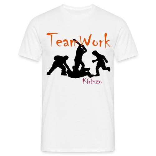 team work - T-shirt Homme
