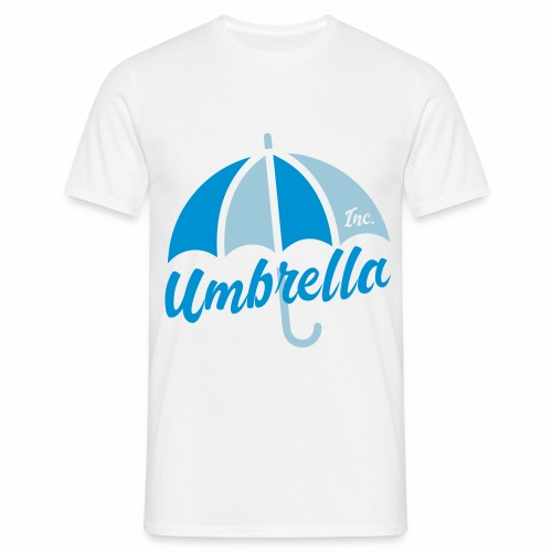 Umbrella Inc. Tipo under logo - Camiseta hombre