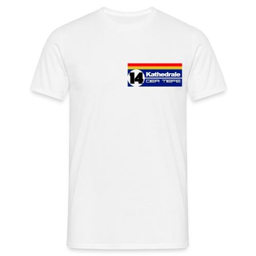 Kathedrale Vintage Racing - Männer T-Shirt