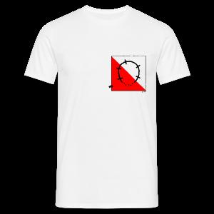 StitchPiggy Turning around You - Men's T-Shirt