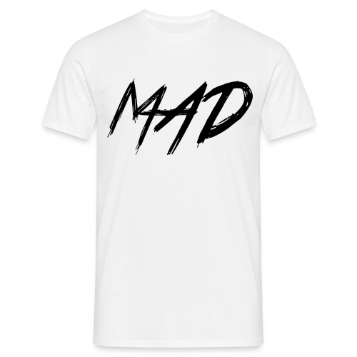 Black and White - Mannen T-shirt