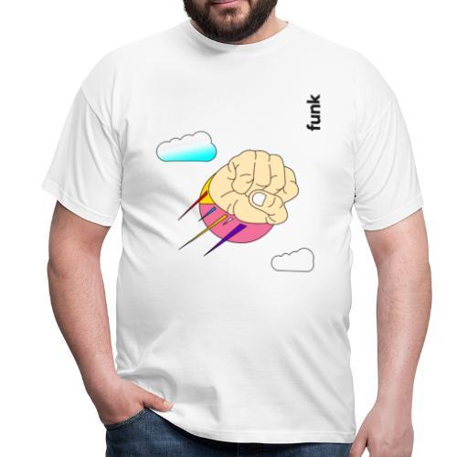 WTFunk - LIMITED EDITION - Fist - - Männer T-Shirt