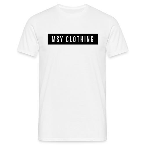 MSY Clothing Design - Männer T-Shirt