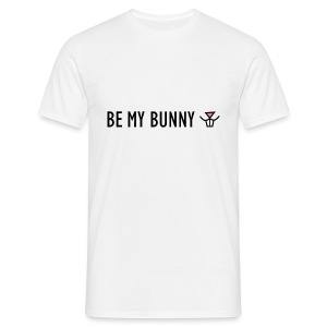 Be My Bunny - Men's T-Shirt