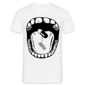 Happiness - Männer T-Shirt