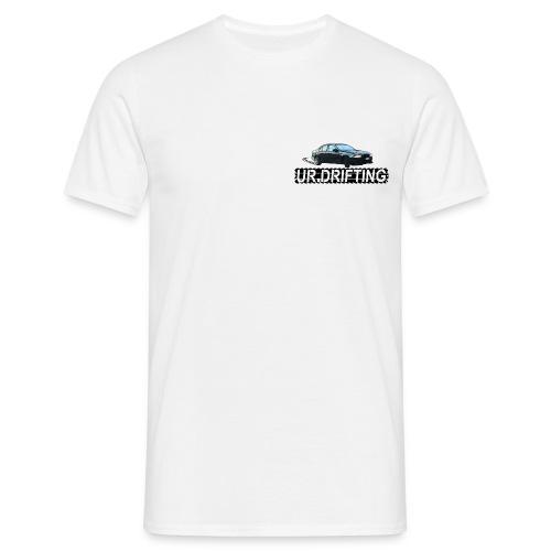 UR DRIFTING LOGO - T-skjorte for menn