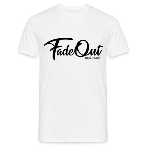 FadeOut Rock 'n' Black - Männer T-Shirt