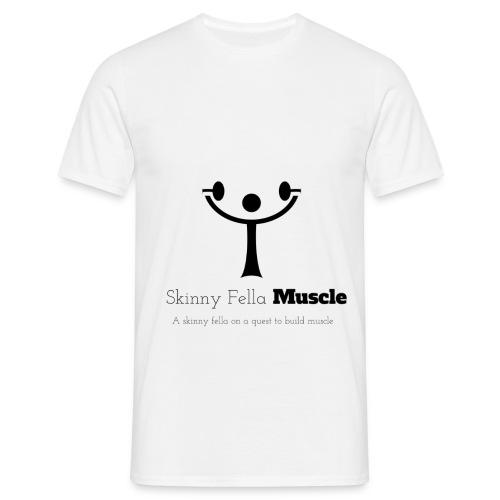Logo T-Shirt White - Men's T-Shirt