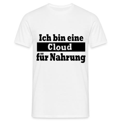 cloud - Männer T-Shirt
