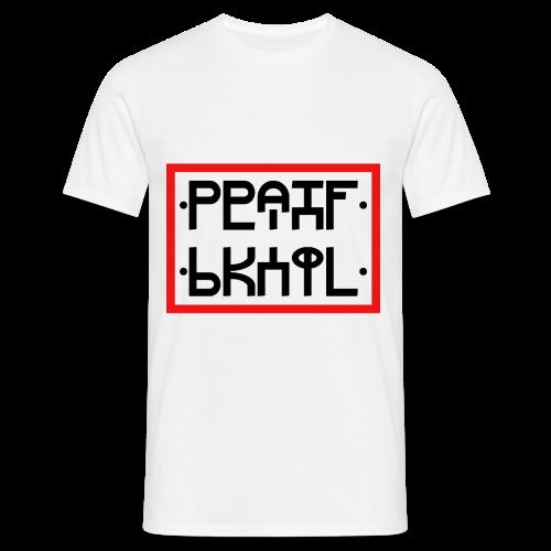HB ORIGINAL Black - Männer T-Shirt