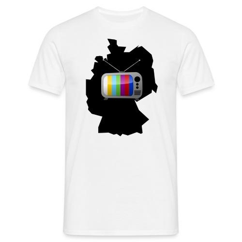 iLutix Deutschland Merch - Männer T-Shirt