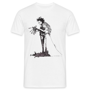 EdwardScissorhands.jpg - Men's T-Shirt