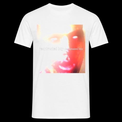 Reanimated boy single cover - Men's T-Shirt