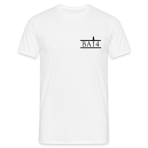 BA14 White - Men's T-Shirt