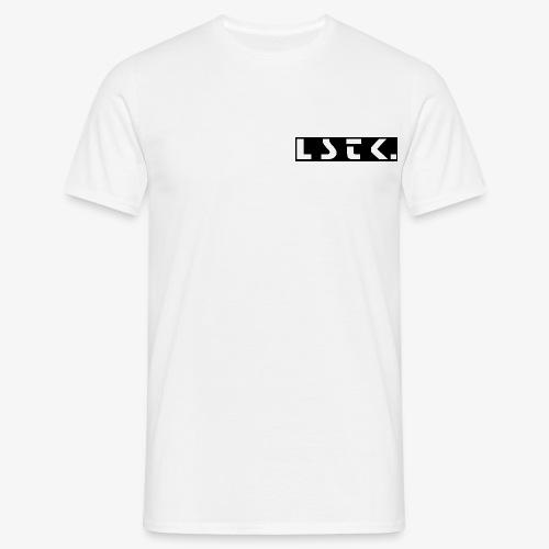Lastik Simple Style - Männer T-Shirt
