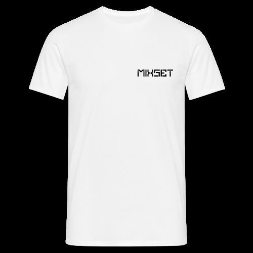 LOGO-BLK - Men's T-Shirt
