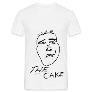 The Cake - Men's T-Shirt