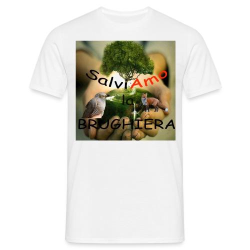 t-shirt SalviAmo (logo non originale) - Maglietta da uomo