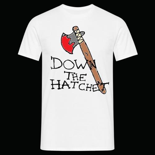 DTH Logo - Men's T-Shirt
