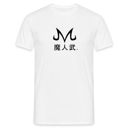majin logo shirt - Mannen T-shirt