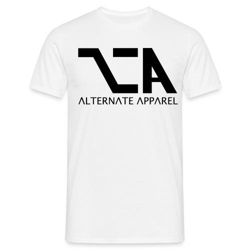 Alt A - Logo 1 - Men's T-Shirt
