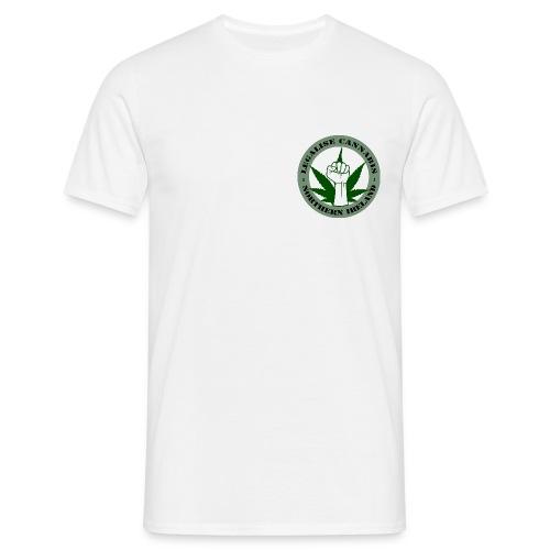 Legalise Cannabis - Northern Ireland - Men's T-Shirt