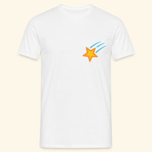 shooting star - Männer T-Shirt