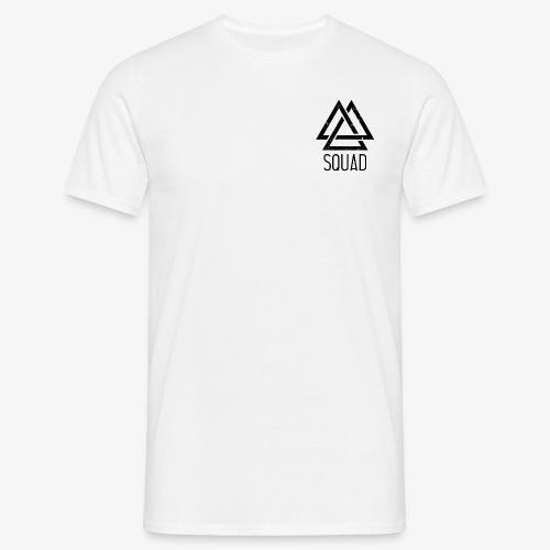 zwart - Mannen T-shirt