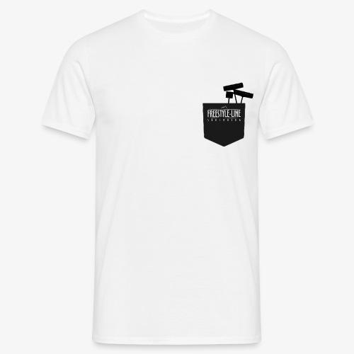 Shaper Pocket - Männer T-Shirt