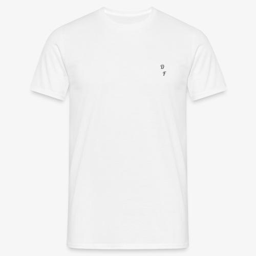 DF logo - Männer T-Shirt