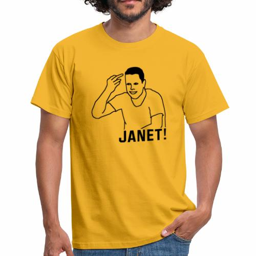 Frank The Tank - Mannen T-shirt